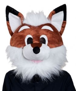 Animal Fox Mask for adults (MH1280)